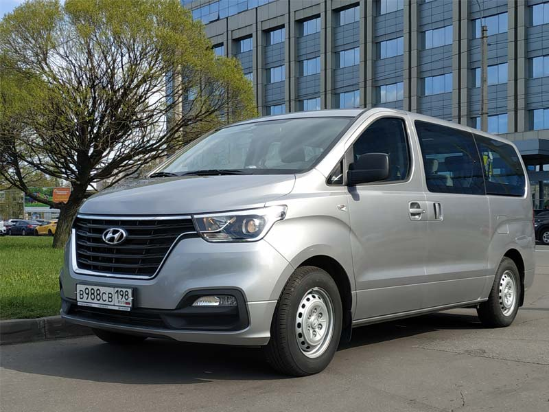 HYUNDAI GRAND STAREX NEW
